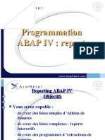 Cours ABAP - EPFL 09-2003 (2)