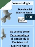 Pneumatologia - Doctrina del Espiritu Santo - Predicación Domingo 16 de Junio de 2013
