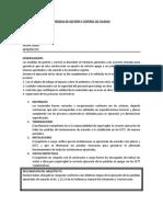 MEDIDAS DE GESTION Y CONTROL DE CALIDAD