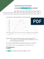 HA Modellierung mit trigonometrischen Funktionen