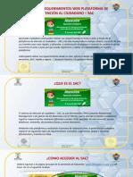 Manual de Usuario SAC - Ciudadano