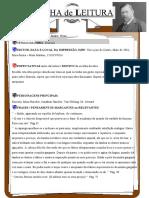 Ficha de Leitura dez