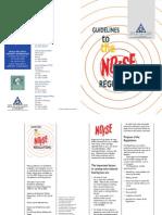 Noise Regulations