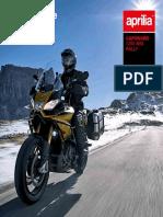 Aprilia Prospekt Caponord Rallye 2016