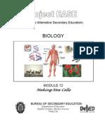 Biology M12 Making New Cells (1)