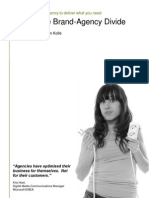 White Paper Brands and Agencies