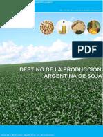 SMA - Destino de La Producción Argentina de Soja (2019)