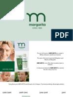 MARGARITA brand