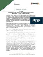 15-10-20 Coordinarán esfuerzos Secretaría de la Contraloría General y Fiscalía Especializada en materia de delitos electorales