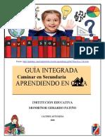 IEMGP- PLANTILLA GUIA INTEGRADA APRENDIENDO EN CASA