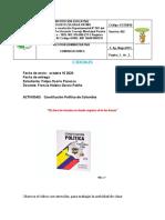 4° PERIODO C. SOCIALES  OCT 16