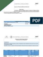 Planeación Didáctica de Contabilidad de Costos U3
