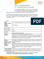 fichas bibliograficas tatiana gomez