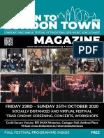 Return to London Town Festival 2020 Magazine