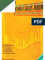 Hal Leonard - Vol.8 - Antonio Carlos Jobim