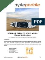 SIMPLE_PADDLE_manuel_d_utilisation