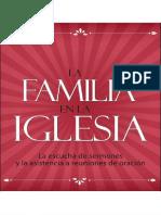 Joel Beeke - La familia en la iglesia