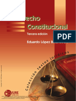 eduardo lopez betancourt derecho constitucional tercera edición pdf