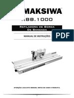 Manual-RBB1000