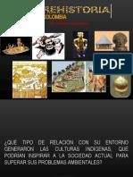 PREHISTORIA DE COLOMBIA 1