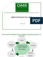 Powerpoint - apresentação do OMR - PT