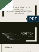 ACUSTICA Y SONIDO