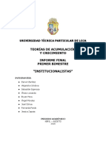 INFORME FINAL 1 Institucionalistas 9.5