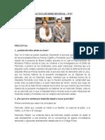 PRACTICA DE DERECHO PENAL – N° 07