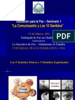 Educación para la Paz – Seminario 1
