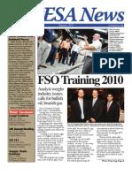 10 August PESA News