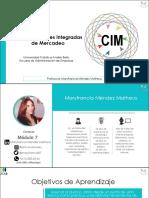Presentación de la materia CIM ABRIL 2020