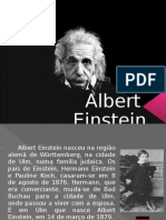 Apresentação Einstein