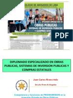 JUAN CARLOS RIVERA PROINVERSION