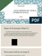 Principios de Diseño de Lógica Combinacional Yosel Eviez