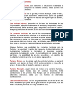 FACTORES DEL TURISMO+