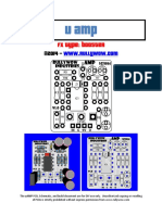 uAMP v1.0 Build Doc