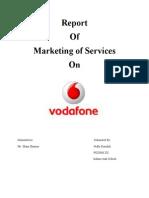 Vodafone- Services Marketing
