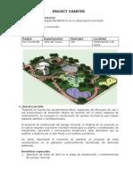 Project Charter Proyecto Parque Comunitario ajustado[21634]