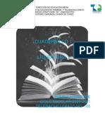 cuadernillo 1 literatura
