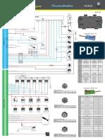 PaineltacoazulverdeMAN T102_Diagrama Eletrônico_eTacógrafo_Constellation