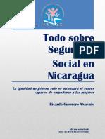 Todo sobre Seguridad Social en Nicaragua. (2020)