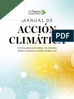 MANUAL DE ACCIÓN CLIMÁTICA