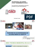 Presentacion de Funciones del ATMs frente al COVID-19