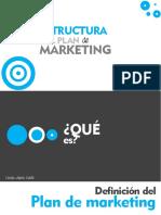 5. Estructura del plan de marketing