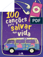 100 Canções Para Salvar Sua Vida - Camila Dornas