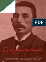 CUNHA, Euclides da.  Comissão mista brasileiro-peruana