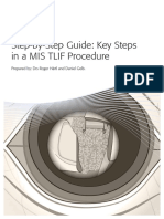 Step-by-Step Guide - Key Steps in a MIS TLIF Procedure.pdf