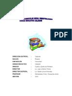 plan curricular anual bimestralizados 4º y 5º