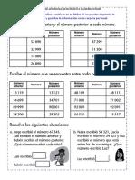 ACTIVIDAD DE APRENDIZAJE 10 MATEMÁTICA CUADERNO