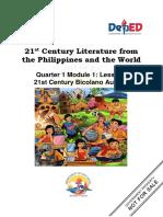 21st century literature Q1 Module 1 Lesson 4.pdf